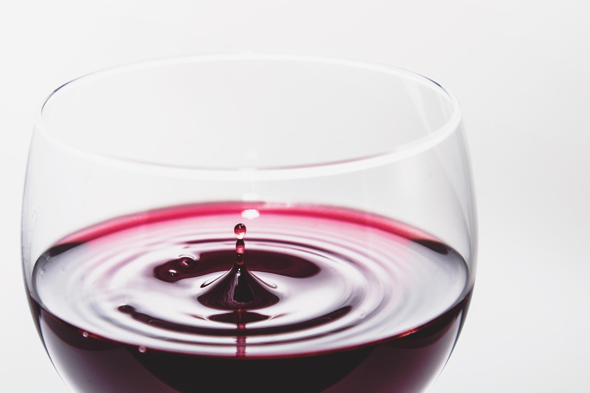 gęstość wina